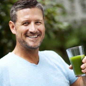 Juices For Men's Health