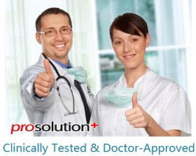 ProSolution Plus Clinically Tested and Doctor Approved
