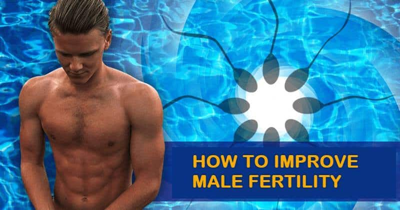 Ways To Improve Male Fertility