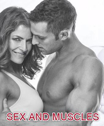 Sex and Muscles with TestRX